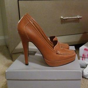 Charles David Loafer heels